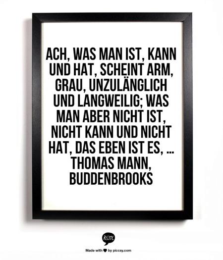 Zitate Geburtstag Thomas Mann Zitate über Das Leben